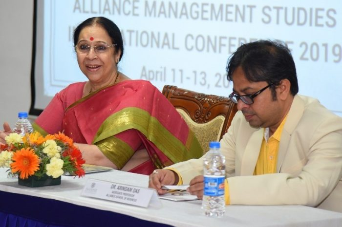 Alliance School of Business Hosted the International Conference in Management Studies