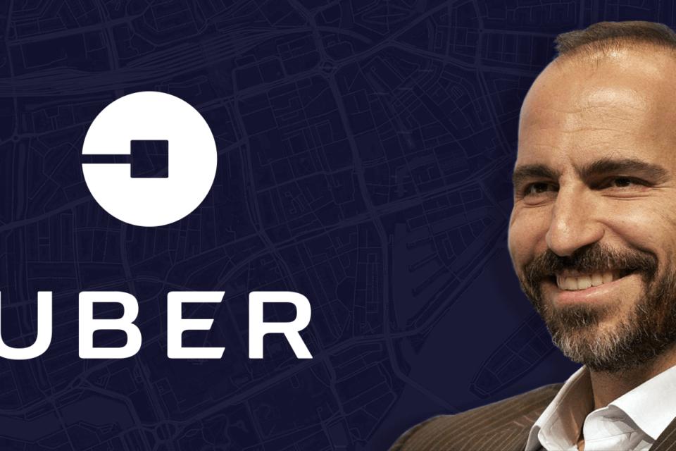Dara Khosrowshahi, CEO Uber on being never profitable !