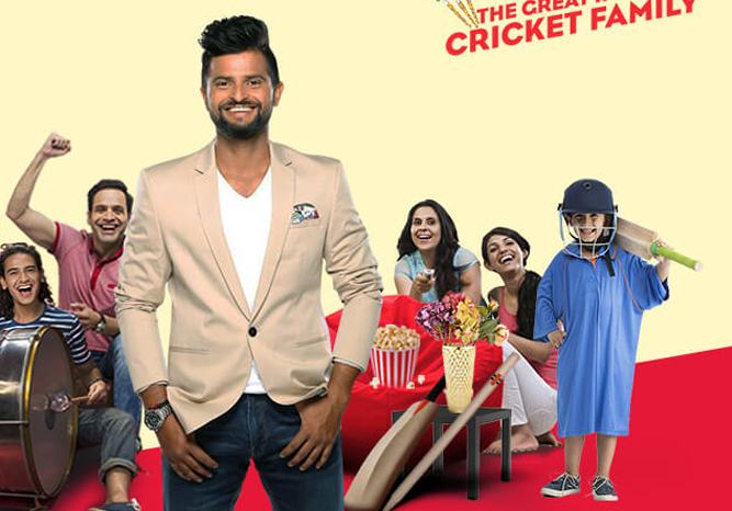 Havells Launches 'The Great Indian Cricket Family' Digital Campaign With Cricketer Suresh Raina