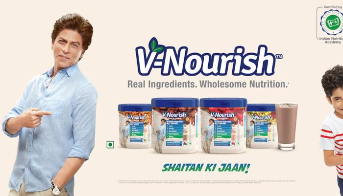 V-Nourish ropes in Shah Rukh Khan as brand ambassador
