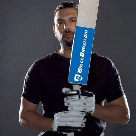 Yuvraj Didn't Retire! India's World Cup Hero All Set for His New Innings With BalleBaazi.Com