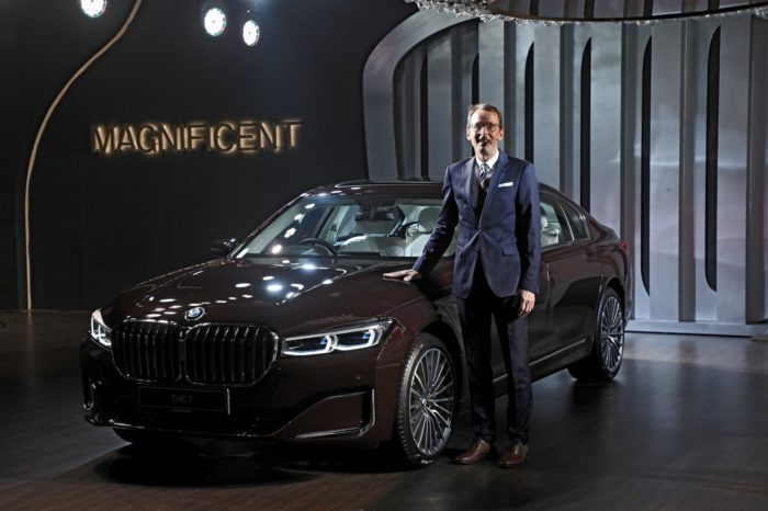 The Magnificent 7: The New BMW 7 Series Arrives in India