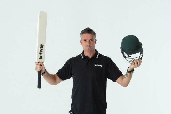 Betway Partners With Cricket Legend Kevin Pietersen