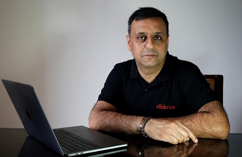 Clicbrics Raises Around $3 Mn in Pre-series A Funding for the Firm from Marquee Technology Investors Across the Globe
