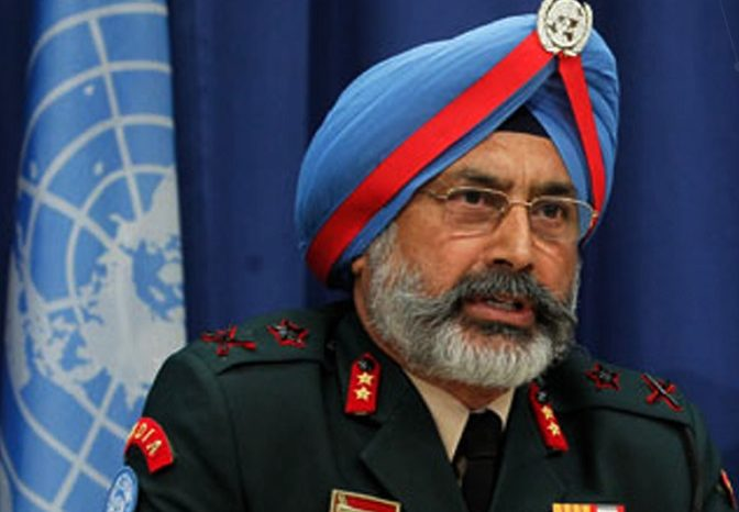 TAC Security Appoints Former General & UN Head of the Mission Iqbal Singha as Chief People Officer