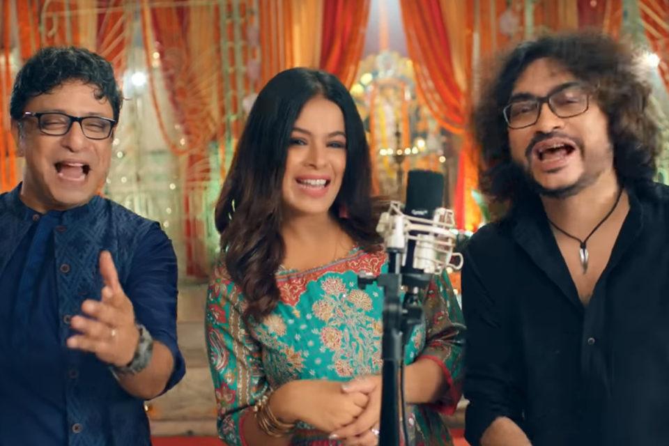 Lifestyle Launches 'The Lifestyle Pujo Anthem' With Rupam Islam, Iman Chakraborty & Rupankar Bagchi