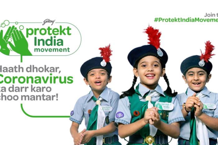 Godrej Protekt Commits 1 Million Handwash for Free Distribution Under #ProtektIndiaMovement