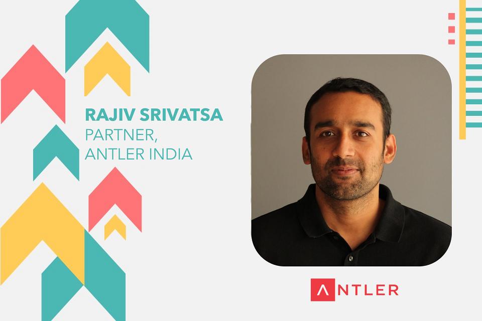 Rajiv Srivatsa named Antler India's new Country Head